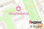 Схема проезда до компании Реал Тревел в Москве