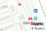 Схема проезда до компании Мировые судьи района Арбат в Москве