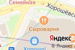 Схема проезда до компании Моймобиль в Москве