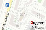 Схема проезда до компании Кванрим в Москве