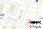 Схема проезда до компании Территориальная избирательная комиссия района Коньково в Москве