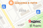 Схема проезда до компании Росцветторг в Москве
