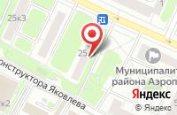 Схема проезда до компании Бт в Москве