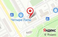 Схема проезда до компании Эверестинжстрой в Москве
