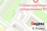 Схема проезда до компании Огонёк в Москве