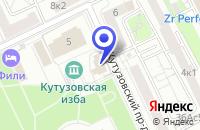 Схема проезда до компании МЕБЕЛЬНЫЙ САЛОН ИНТЕРЬЕР в Москве