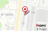 Схема проезда до компании AquaGrand в Подольске