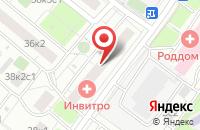 Схема проезда до компании Пмк-98 в Москве