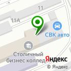 Местоположение компании СВК Авто Плюс