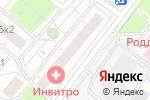 Схема проезда до компании Магазин подарков на ул. Новаторов в Москве
