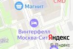 Схема проезда до компании Республика в Москве