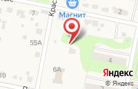 Схема проезда до компании Шиномонтажная мастерская в Львовском
