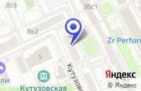 Схема проезда до компании КБ ЛИОС-БАНК в Москве