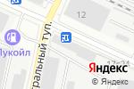 Схема проезда до компании Энергоаудитконтроль в Москве
