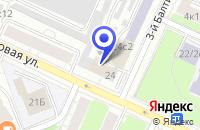 Схема проезда до компании ТРАНСПОРТНАЯ КОМПАНИЯ OVERSEAS FREIGHT AGENCY-MSK в Москве