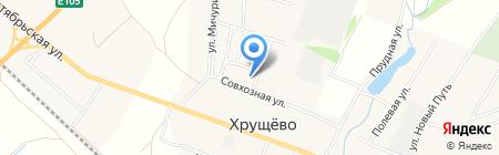 7 СемьЯ на карте Хрущёво