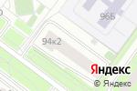 Схема проезда до компании Горизонт-Холдинг в Москве