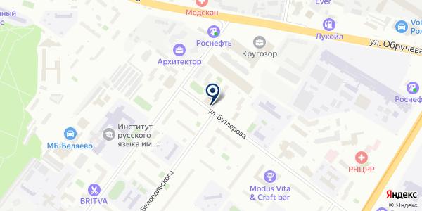 Восточный базар на карте Москве