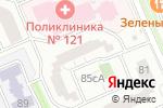 Схема проезда до компании Chasovoy-master.ru в Москве