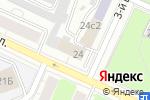 Схема проезда до компании ЦТПА в Москве