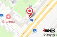 Схема проезда до компании Строй Тайм в Москве