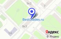 Схема проезда до компании ПРОЕКТНО-МОНТАЖНАЯ ФИРМА ИНФОПОРТ в Москве