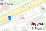 Схема проезда до компании Адвокатский кабинет Черкасова С.В. в Москве