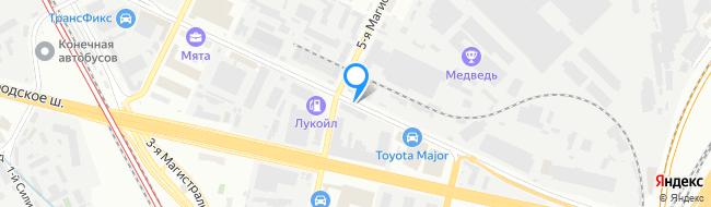 улица Магистральная 1-я
