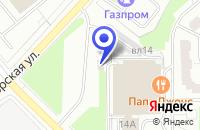 Схема проезда до компании ТФ ОНЕКСИМ в Москве