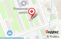 Схема проезда до компании Протестант в Москве