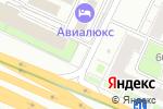 Схема проезда до компании Каннабис в Москве