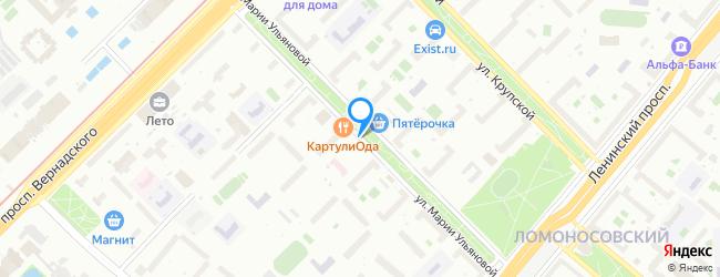 улица Марии Ульяновой