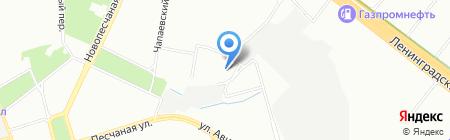 Лайт Компани на карте Москвы