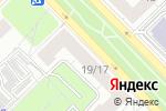 Схема проезда до компании 777 в Москве