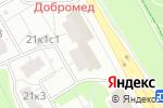 Схема проезда до компании Салон красоты в Москве