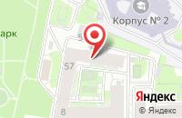 Схема проезда до компании Киссинг в Москве