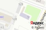 Схема проезда до компании Эрудит-Центр-2 в Москве
