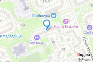 Снять двухкомнатную квартиру в Москве Чечёрский пр., 66