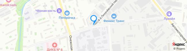 переулок Лихачёвский 3-й