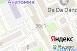 Схема проезда до компании Vollmer в Москве