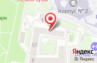Схема проезда до компании Слово в Москве