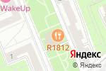 Схема проезда до компании Институт судебных экспертиз и криминалистики в Москве