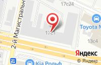 Схема проезда до компании Лдв Пресс в Москве