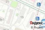 Схема проезда до компании Детская стоматологическая поликлиника №52 в Москве
