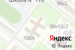 Схема проезда до компании Дагдизель Плюс в Москве