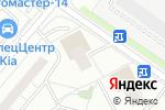 Схема проезда до компании Куры донер в Москве