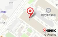 Схема проезда до компании Академия Косметологии и Макияжа Дрк в Москве