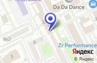 Схема проезда до компании АВТОСЕРВИСНОЕ ПРЕДПРИЯТИЕ СТАРТЕРЫ И ГЕНЕРАТОРЫ в Москве