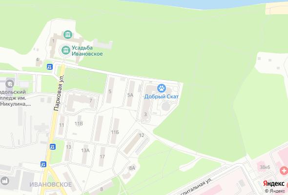 жилой комплекс Ривьера Парк