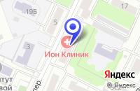 Схема проезда до компании КЛИНИКА ДОКТОРА ПАВЛЕЧЕНКО в Москве